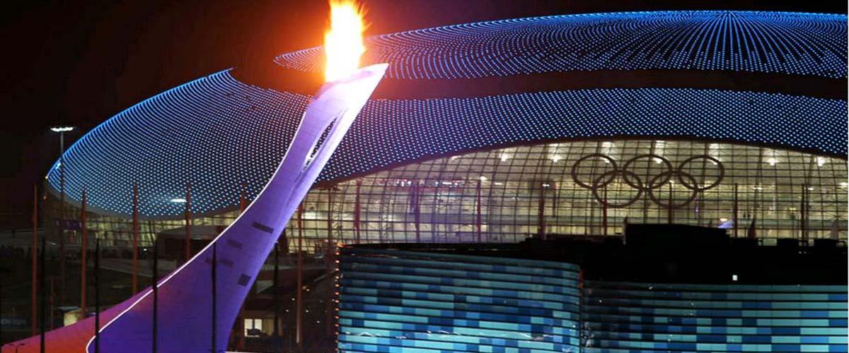 Церемония закрытия сочинских Олимпийских игр