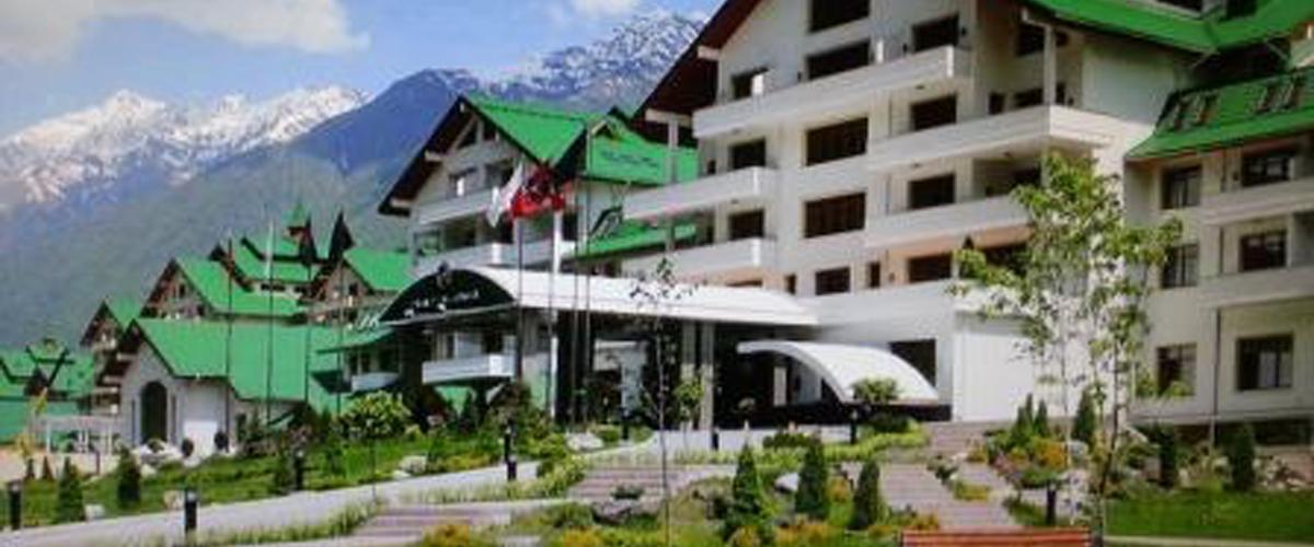 Отель Красная Поляна
